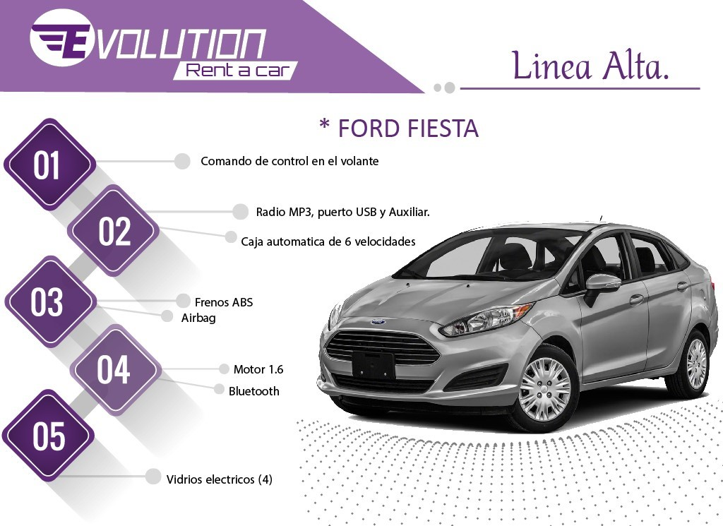 Alquiler de carros gama media