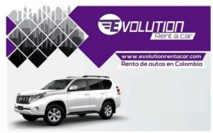 Alquiler de carros en Medellín Colombia