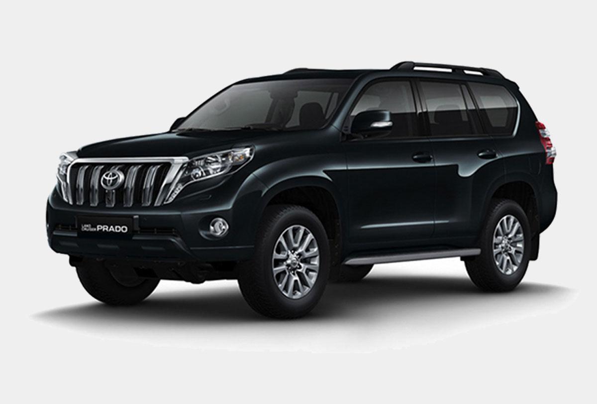 Toyota Prado Blindada