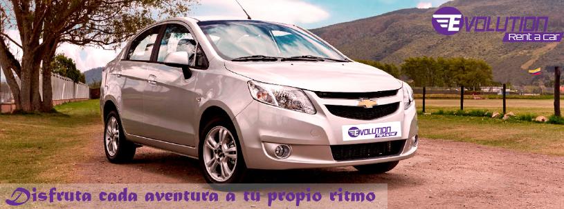 Renta de autos en Colombia