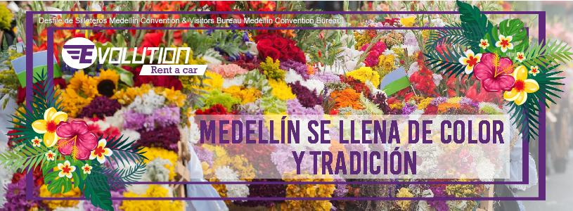 Llega a Medellín el gran evento de Feria de Flores