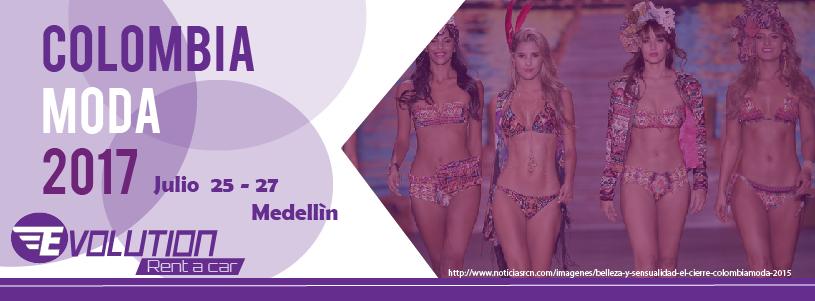 La feria de moda más grande de Colombia llegó a Medellín.