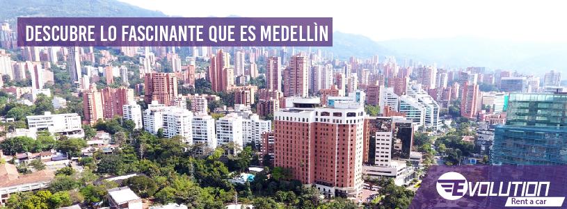 Medellín, ciudad de la eterna primavera