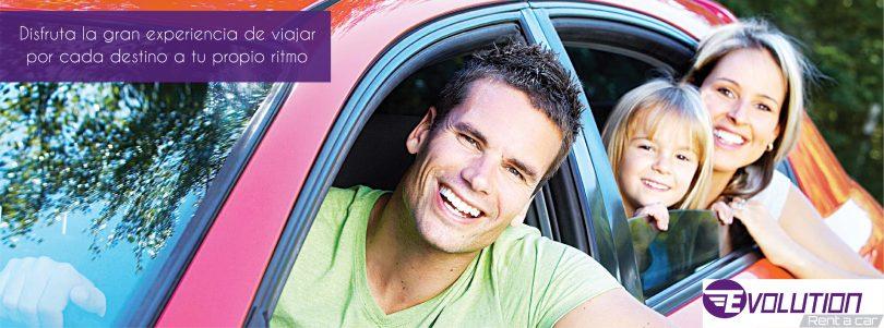 Viaja con el servicio de Renta a Car y disfruta lugares maravillosos