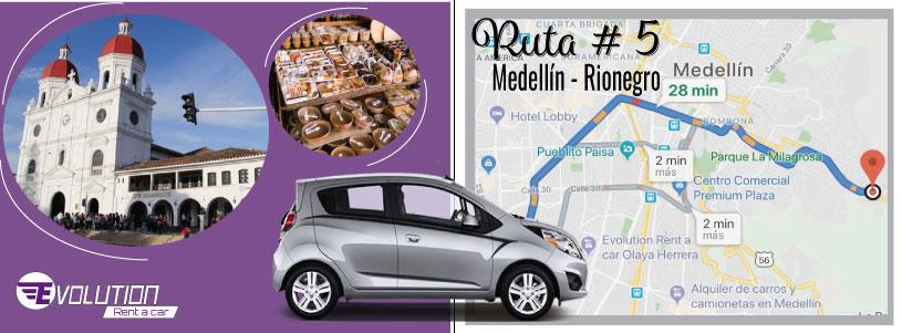 Ruta 5 Medellín – Rionegro