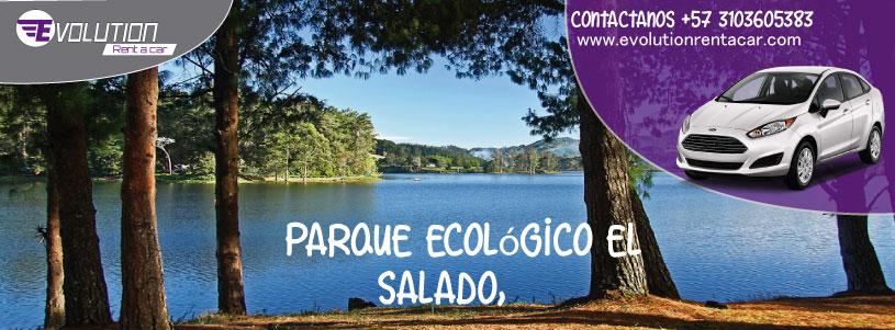 Parque Ecológico el Salado, Junto a Evolution Rent A Car Medellín