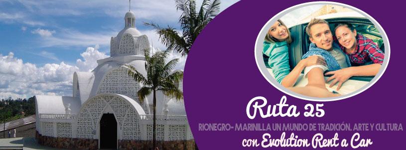 renta de autos en Rionegro- Marinilla un mundo de tradición, arte y cultura