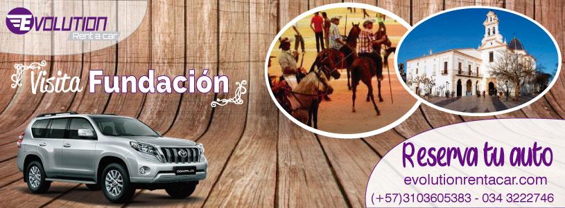 Alquiler de carros en Santa Marta - Visita Fundación Magdalena