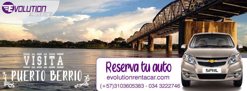 Visita puerto Berrio - Renta de automóviles en Medellín y Antioquia