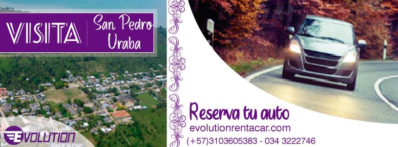 Alquiler de automóviles en Medellín te invita a visitar San Pedro de Urabá