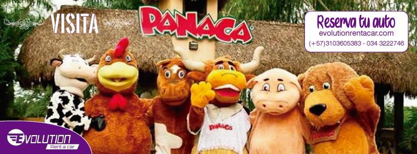 Visita PANACA, con Evolution Rent A Car In Pereira