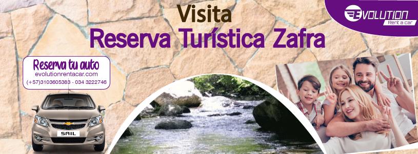 Reserva Turística Zafra - Alquiler de Automóviles en Rionegro Económicos