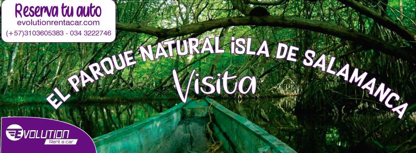 Visita el Parque Natural Isla de Salamanca - Renta de Carros en Santa Marta