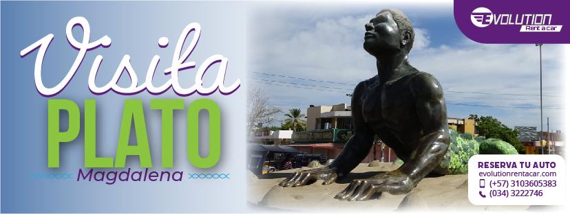 Visita El plato - Magdalena Con Alquiler de Camionetas en Cartagena