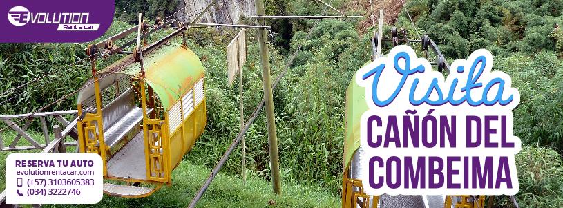 Visita Cañón del Combeima con Alquiler de Carros en Ibagué