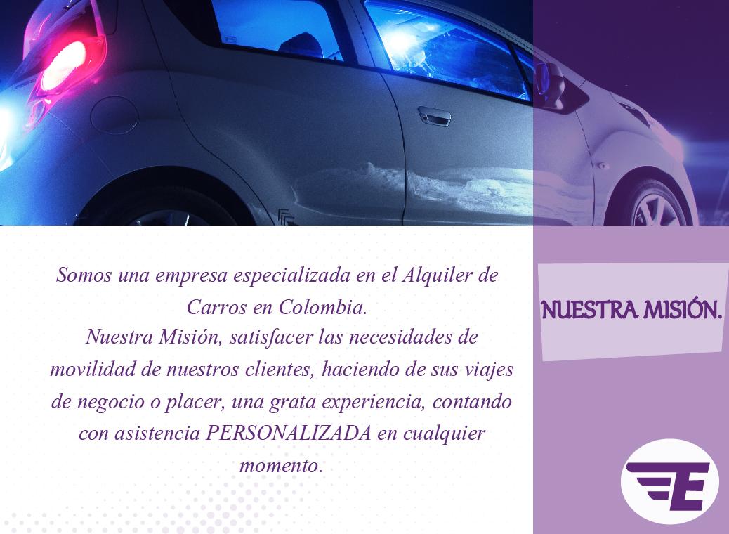 Alquiler de autos en Rionegro