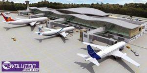 Aeropuertos de Colombia para rentar un vehiculo