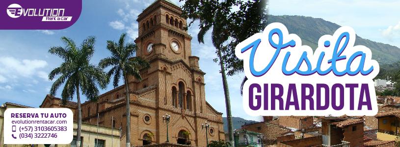 Visita Girardota con Alquiler de Carros en Medellín