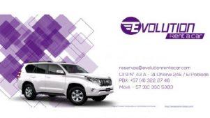 Alquiler de autos y vehiculos en Medellin y Rionegro