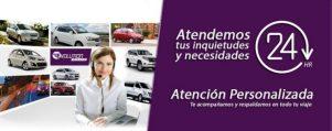 Alquiler de carros en Colombia