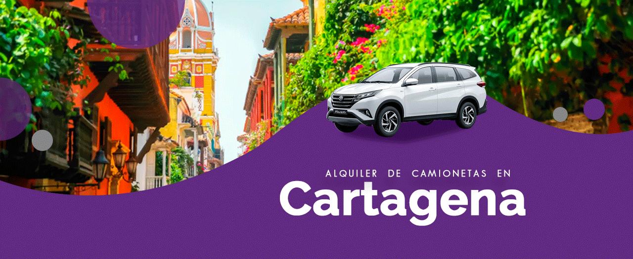 Descubre grandes aventuras con el alquiler de camionetas en Cartagena