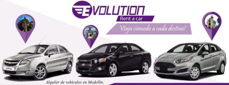 Alquiler de vehículos en Medellin