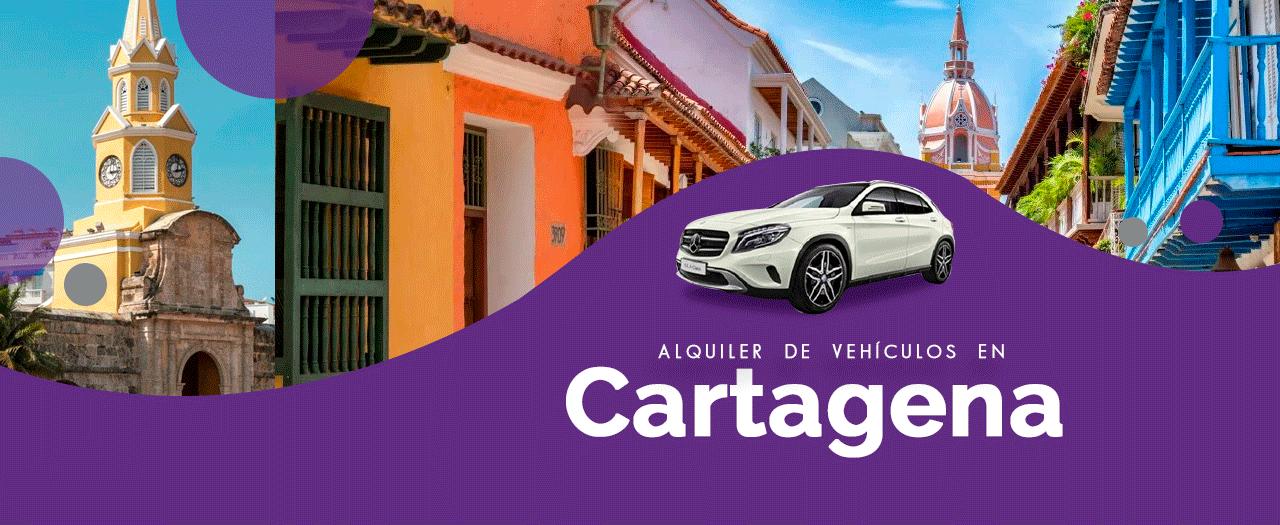 Alquiler de vehículos en Cartagena