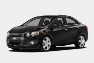 Chevrolet Sonic o similares