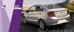 Alquiler de vehiculos en Evolution Rent a Car