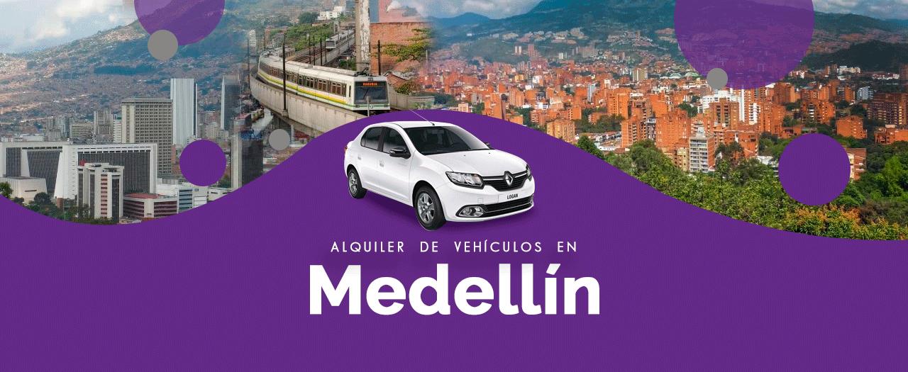 Renta de carros en Medellín de forma fácil y segura