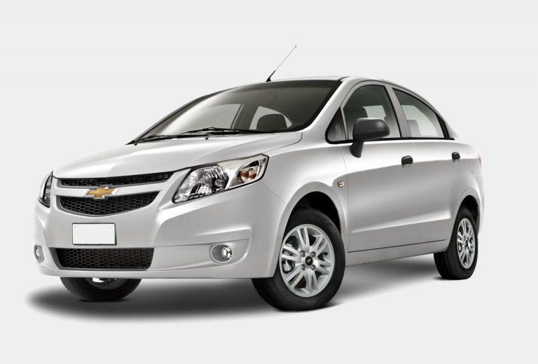 Chevrolet Sail o similares